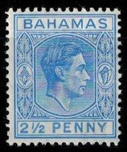 Bahamas 104 MNH F