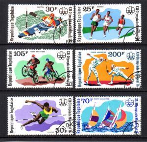 Togo 934-936,C284-C286 used (CTO)