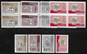 Armenia #464-71 MNH Set - Artifacts and Landmarks - Wholesale