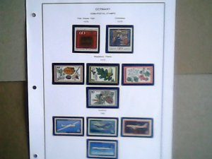 1979-80  Germany  Semi-Postal  MNH  full page auction