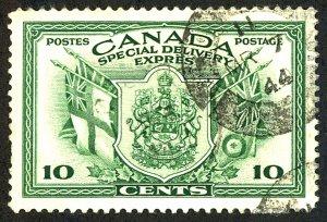 Canada #E10