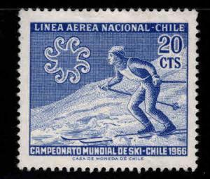 Chile Scott C259 MNG Airmail