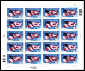 #3508 Honoring the Veterans 34 cent MNH sheet of 20