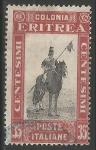 ERITREA 124 VFU S154