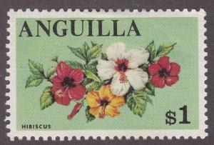 Anguilla 29 Hibiscus 1968