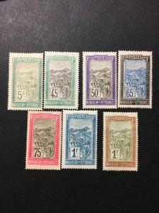 Malagasy Republic sc 82,99,102,106,107,109,110 MH