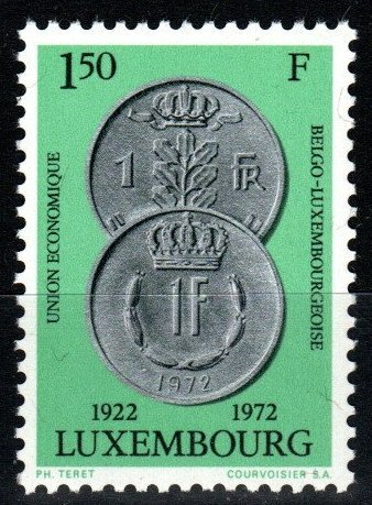 Luxembourg #507  MNH