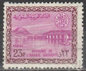 Saudi Arabia #306 F-VF Used CV $3.25 (114)