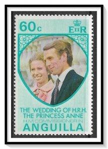 Anguilla #179 Royal Wedding Princess Anne MNH