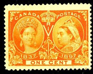 Canada #51 MINT OG HR