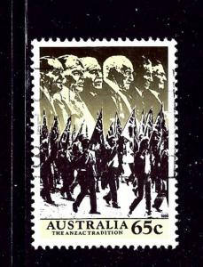 Australia 1176 Used 1990 The Anzac Tradition
