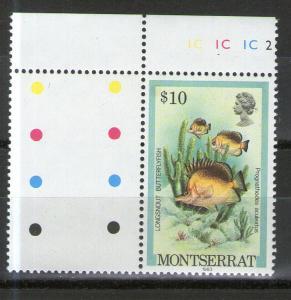 Montserrat 460 MNH