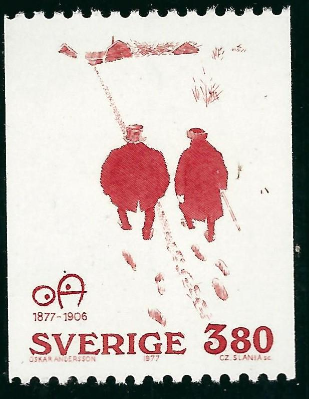 Sweden Vibrant & Attractive Sc #1201-1202  VF Mint  NH  Cat $2.50