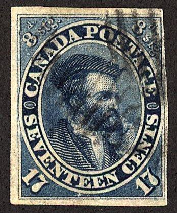 Canada #19b Used