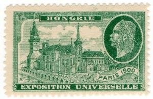 (I.B) France Cinderella : Exposition Universelle 1900 (Hungary)