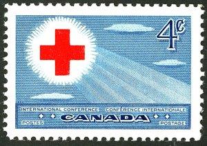 CANADA #317 MINT OG NH