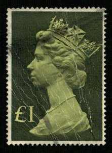 Great Britain, (2889-T)