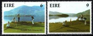 Ireland #371-2  MNH CV $2.85 (X7162)