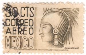 Mexico, Scott # C190, Used