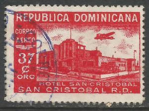 DOMINICAN REPUBLIC C76 VFU C664-1