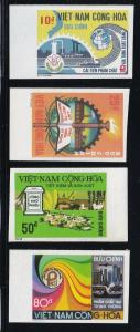 South Viet Nam - Un-issued stamps - MNH - RARE