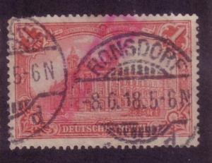Germany Sc. # 92 Used