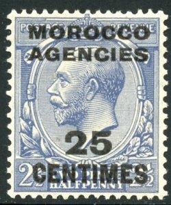 Great Britain-Morocco Scott 414 Unused F-VFVVLHOG - SCV $1.75