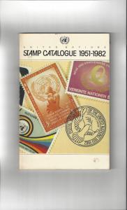 United Nations Stamp Catalog 1951-1982, UNPA