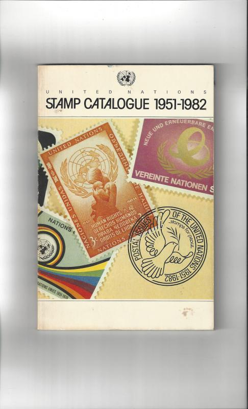 United Nations Stamp Catalog 1951-1982, UNPA