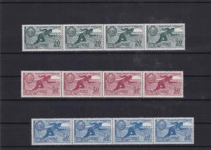 morocco 1961 mnh stamps blocks pan-arab games casablanca  Ref 8054