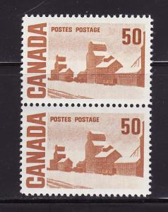 Canada 465A Pair MNH Summer's Stories by John Ensor