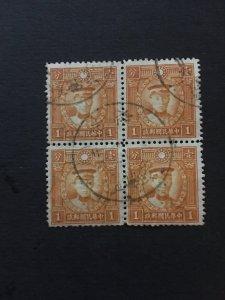 China stamp BLOCK, Genuine, List 1463