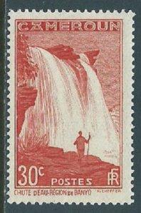 Cameroun, Sc #233, 30c, MH