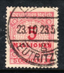 Germany 285 Used BIN