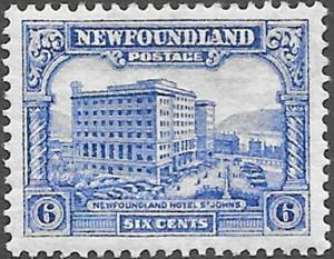 Newfoundland Scott Number 177 VF H