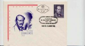 Austria, First Day Cover