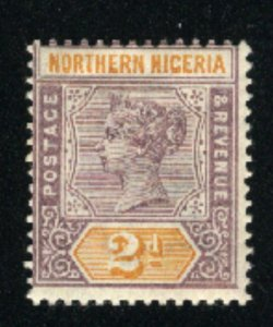 Northern Nigeria #3   Mint NH 1900 PD