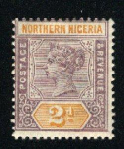 Northern Nigeria #3   Mint NH 1900 PD