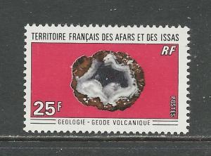 Afars & Issas Scott catalogue #351 Unused HR