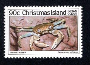 Christmas Island 173,  VF, Unused, CV $3.00 .... 1370061