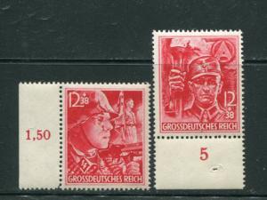 Germany #B292-93  Mint NH VF    -  Lakeshore Philatelics