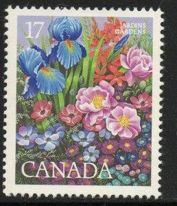 CANADA SG978 1980 INTERNATIONAL FLOWER SHOW MNH