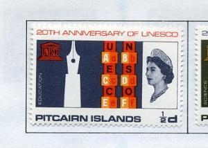 Pitcairn Islands MVLH Scott Cat. # 64