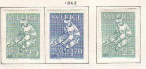 Sweden #620-2 Mint