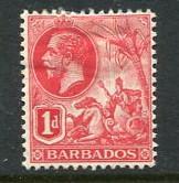 Barbados #118 Mint (Box1)