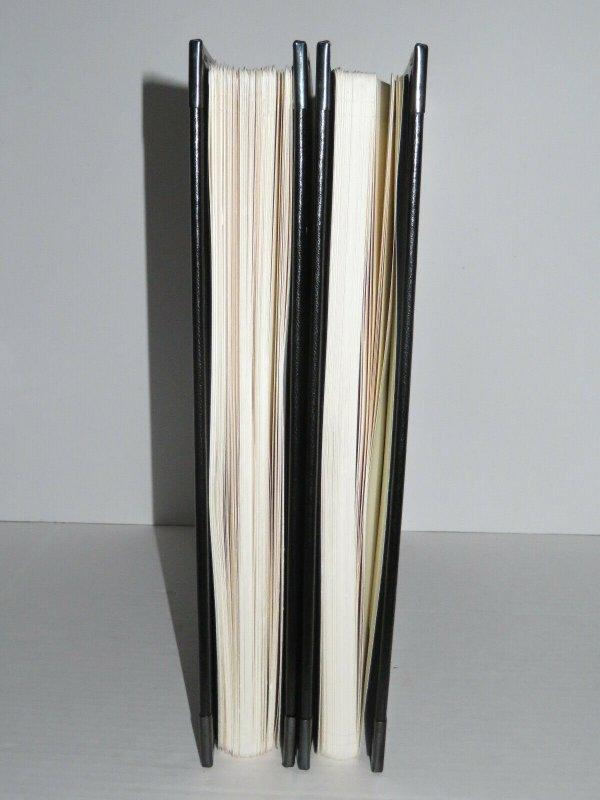 2 Palo Liechtenstein Premium Albums Hingeless Color Pages 1912-2013 Retail $750+