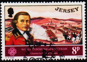 Jersey. 1983 8p S.G.314 Fine Used