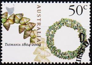 Australia. 2004 50c S.G.2352 Fine Used