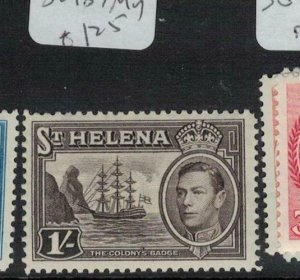 St Helena SG 137 MOG (2edh)