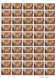 GRENADA GRENADINES 1975  MILITARY #91-92-93- CPLT SHEETS of  50...MNH...$50.00